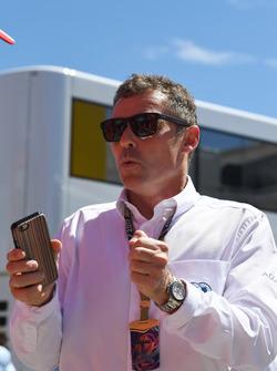 Tom Kristensen, commissaire de la FIA