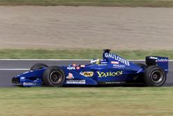 Nick Heidfeld, Prost AP03, Peugeot