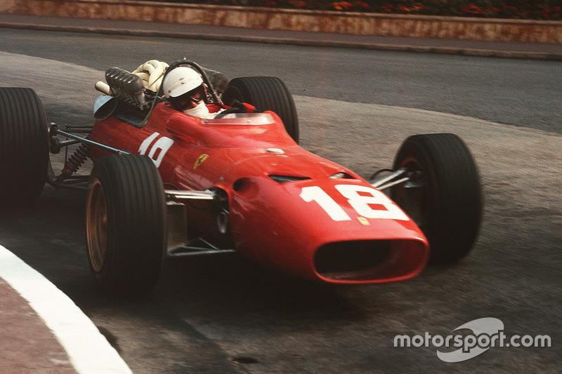 Гран Прі Монако 1967 року: смерть Лоренцо Бандіні