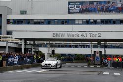 Dirk Adorf, BMW M4 GT4.