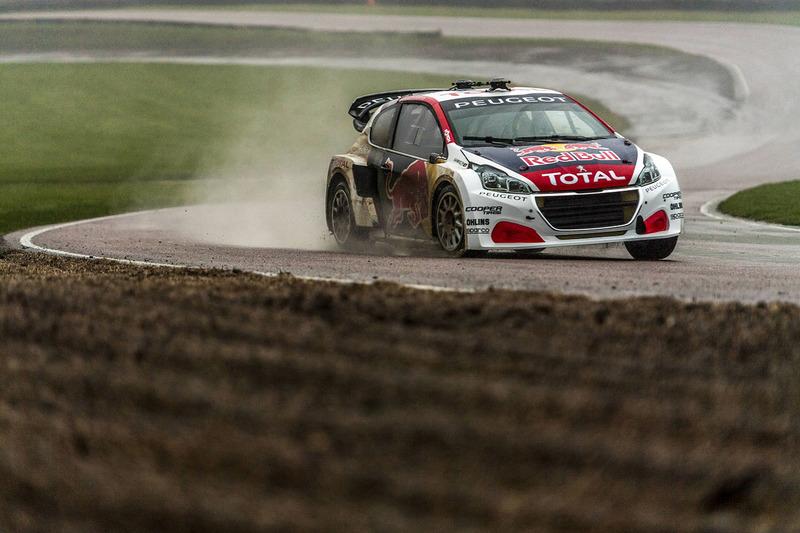 Тимми Хансен, Team Peugeot Hansen