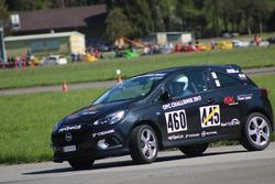 Giuliano Piccinato, Opel Corsa OPC, Ecurie Basilisk