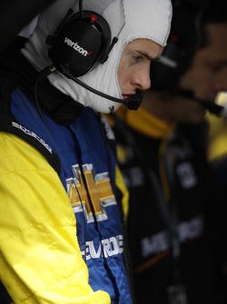 Сімон Пажно, Team Penske Chevrolet Chevrolet, інженер