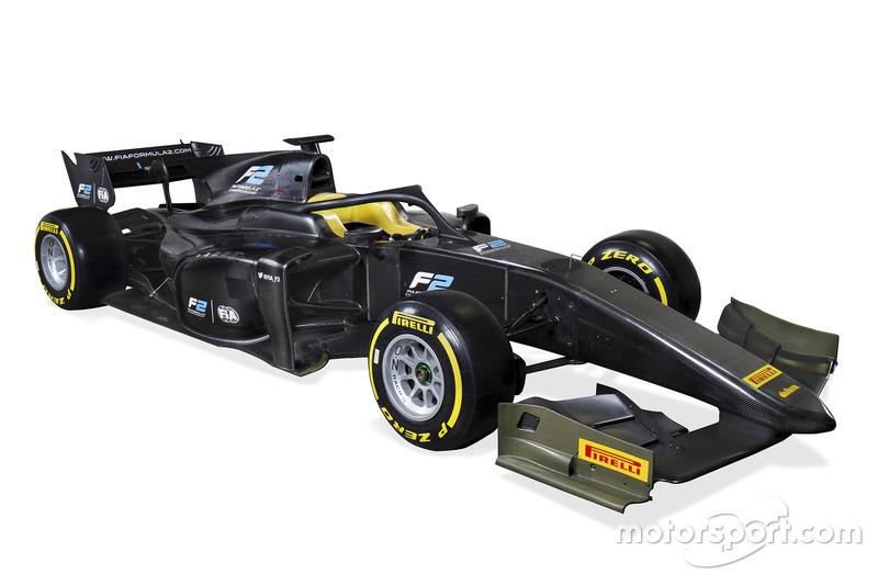 La Formula 2 2018