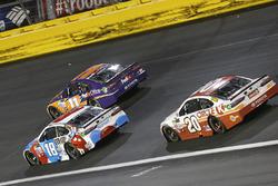 Denny Hamlin, Joe Gibbs Racing Toyota Kyle Busch, Joe Gibbs Racing Toyota Matt Kenseth, Joe Gibbs Racing Toyota