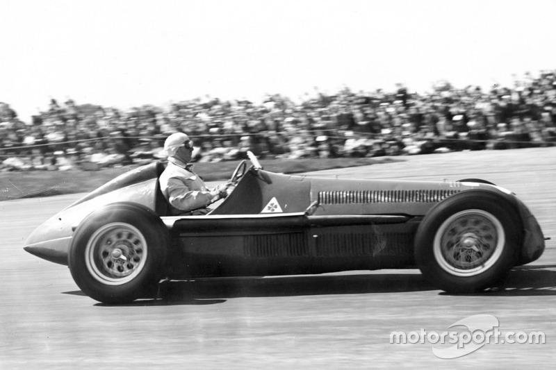 1950 - Alfa Romeo, premier des premiers
