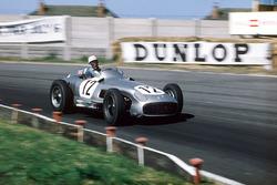 Stirling Moss, Mercedes Benz W196