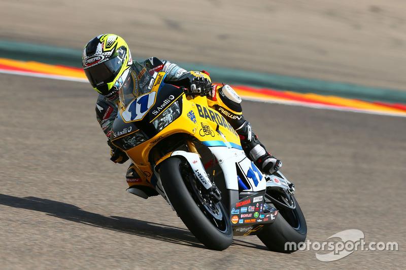 Christian Gamarino, Bardahl Evan Bros. Honda Racing