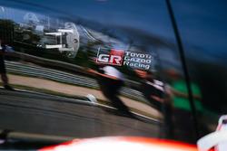 Logo: Toyota Racing
