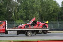 #45 Racers Edge Motorsports, SIN R1 GT4: Jade Buford