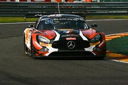 #89 AMG - Team AKKA ASP, Mercedes-AMG GT3: Daniele Perfetti, Laurent Cazenave, Michael Lyons, Morgan