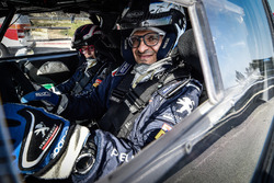 Paolo Andreucci e Anna Andreussi, Peugeot 208 T16 R5, Peugeot Sport Italia