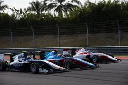 Steijn Schothorst, Campos Racing, Arjun Maini, Jenzer Motorsport and Nyck De Vries, ART Grand Prix
