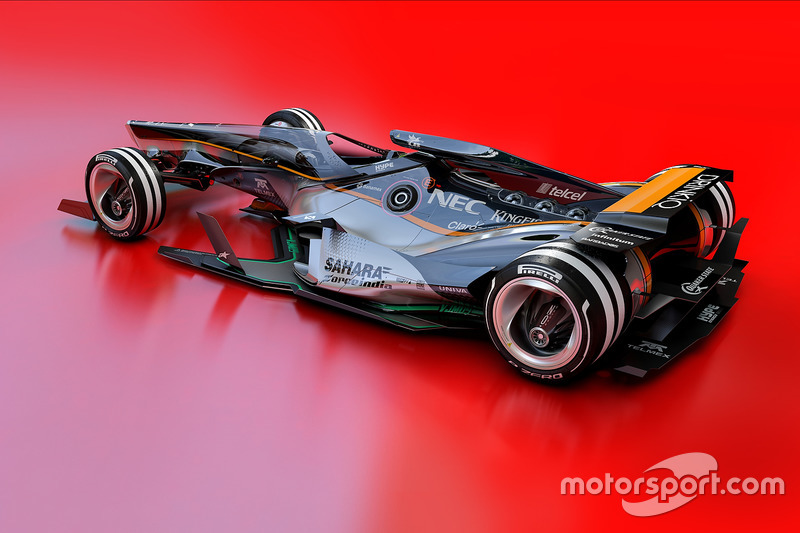 Force India 2030