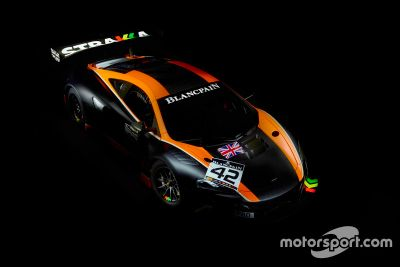 Strakka Racing announcement