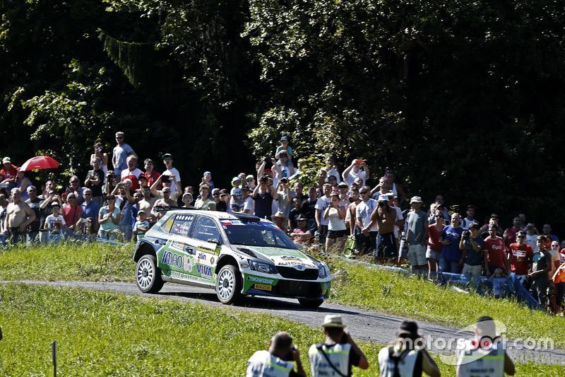 Tomáš Kostka (Rufa Sport), SKODA Fabia R5