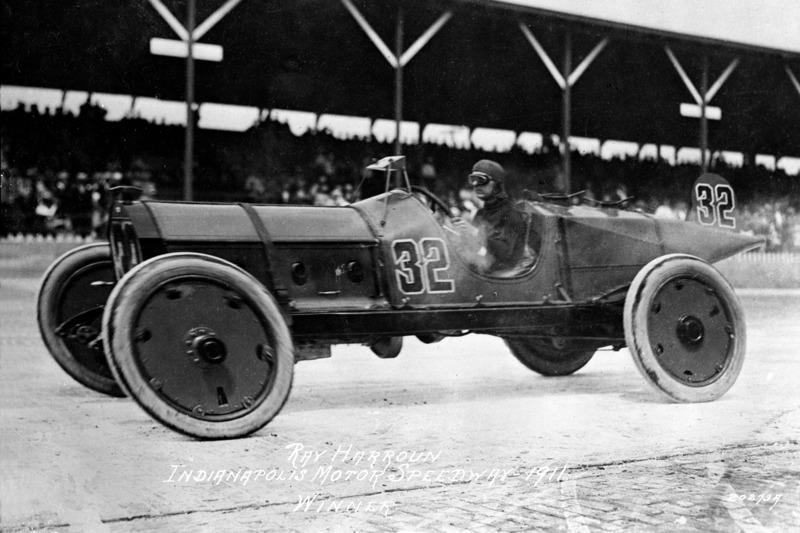 1911: Ray Harroun