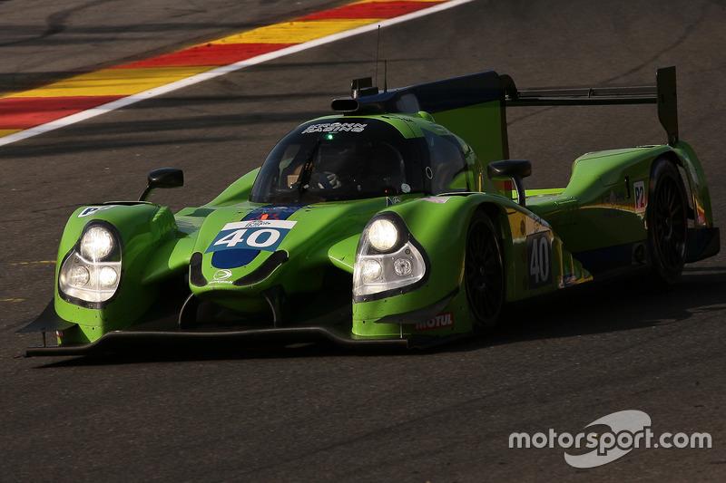 #40 Krohn Racing, Ligier JS P2-Nissan: Tracy Krohn, Niclas Jonsson, Olivier Pla