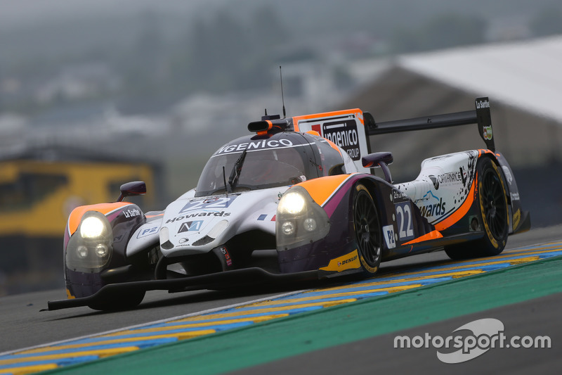 31: #22 SO24! By Lombard Racing Ligier JS P2 Judd: Vincent Capillaire, Erik Maris, Jonathan Coleman