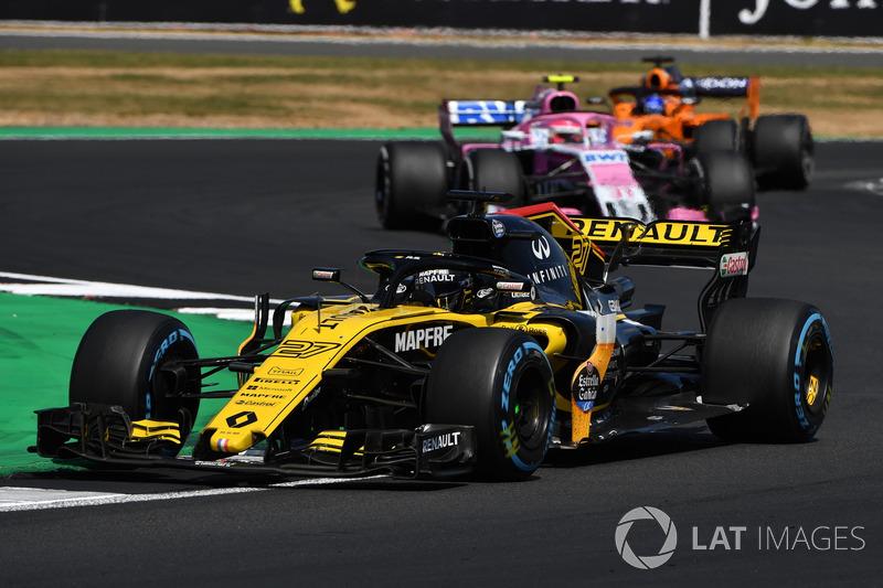 Nico Hulkenberg - Renault Sport F1: 10