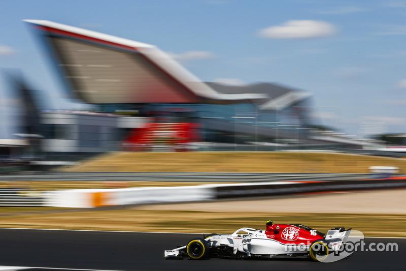 7º Charles Leclerc, Sauber C37 (563 vueltas)