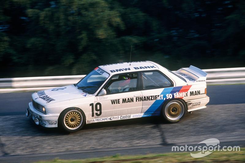 1990: Altfrid Heger, Joachim Winkelhock, Frank Schmickler (BMW M3 Evo 2)