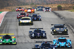 #11 Eurointernational, Ligier JS P3 - Nissan: Джорджо Мондіні, Андреа Дромедарі