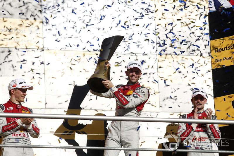 Champion Rene Rast