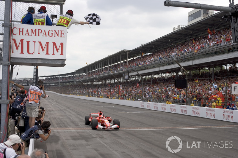 #84 GP des États-Unis 2005
