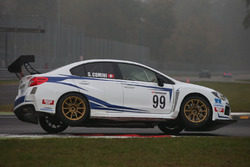 Stefano Comini, Subaru ST, Top Run Motorsport