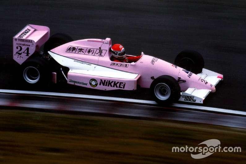 1989: Emanuele Pirro, All-Japan Formula 3000