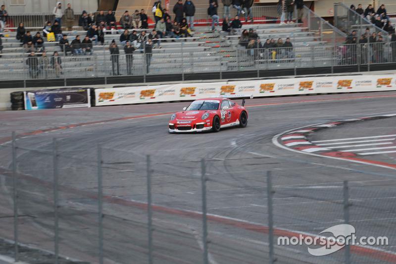 Аварія Джамарко Куресміні, Dinamic Motorsport