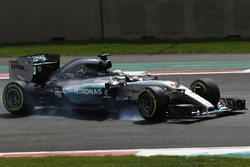 Разворот: Льюис Хэмилтон, Mercedes F1 W06