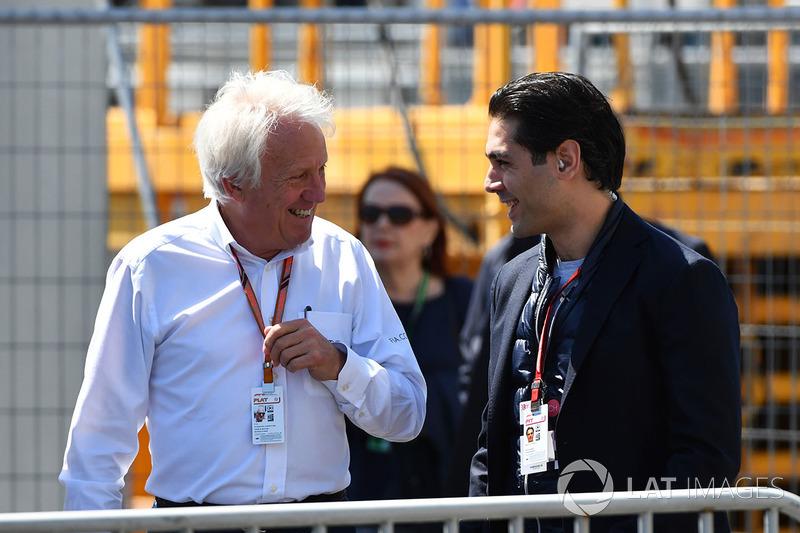 Charlie Whiting, FIA Delegate (kiri)