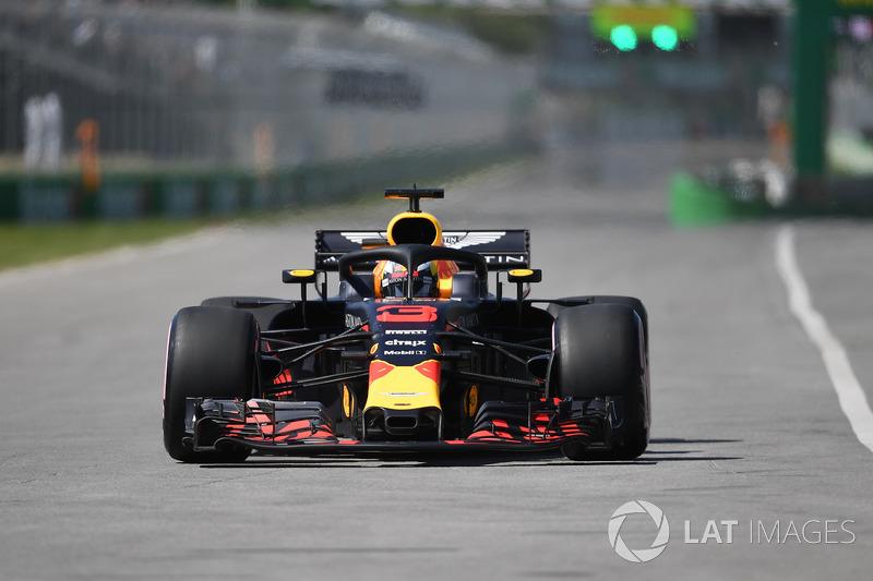 Daniel Ricciardo, Red Bull Racing RB14