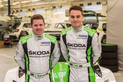 Anuncio Skoda WRC2