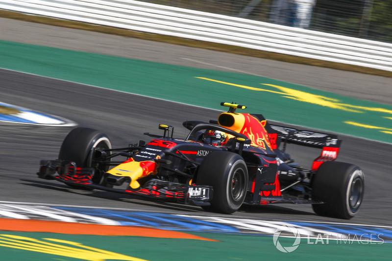 1. Max Verstappen, Red Bull Racing RB14