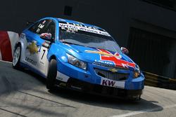 Роб Хафф, Chevrolet Cruze