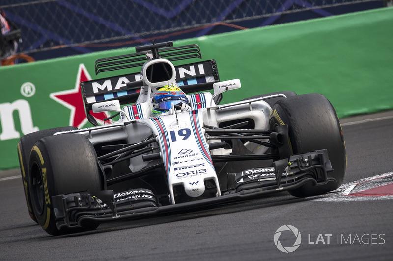 2017: Williams FW40 - 36 puan, şampiyonayı 11. sırada götürüyor