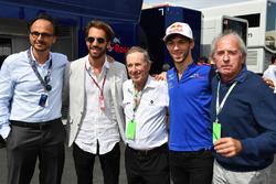 Jean-Eric Vergne, Pierre Gasly, Scuderia Toro Rosso, Jacques Lafitte