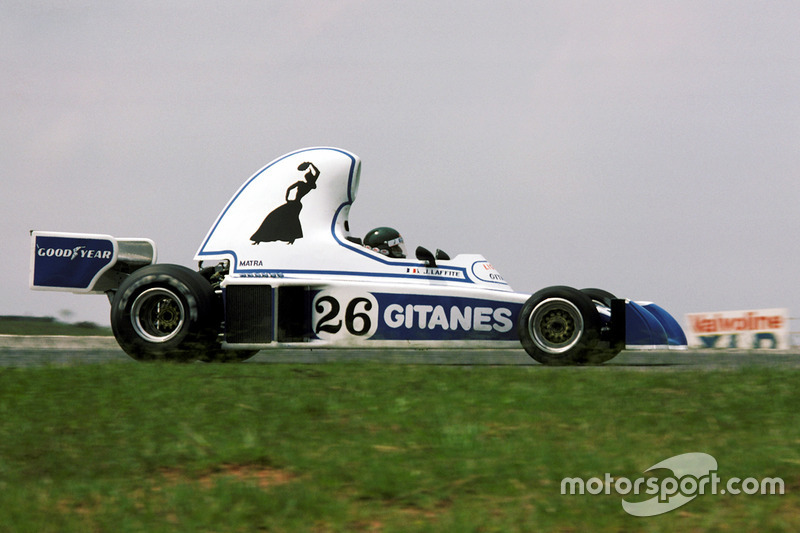 1983: Жак Лаффит (из Ligier в Williams)