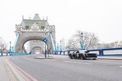Top Gear-opnames in Londen