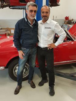 Lorenzo Senna et Dario Pergolini
