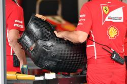 Baquet de la Ferrari SF70H