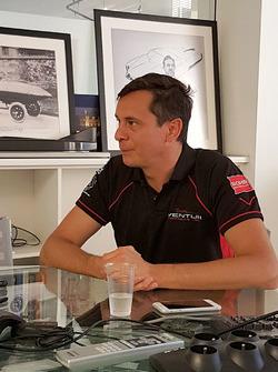 Franck Baldet, Venturi Team