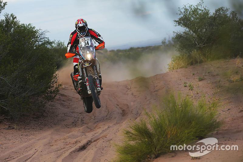 #34 KTM: Diego Duplessis