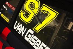 Shane van Gisbergen, Triple Eight Race Engineering Holden Commodore