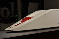 Honda S-Dream Streamliner