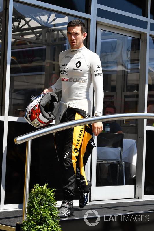 Ніколя Латіфі, Renault Sport F1 Team