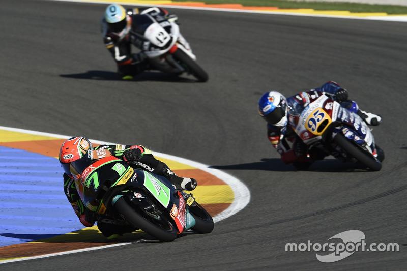 Adam Norrodin, Drive M7 SIC Racing Team, Honda